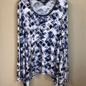 Reduced New Simply Vera  print top